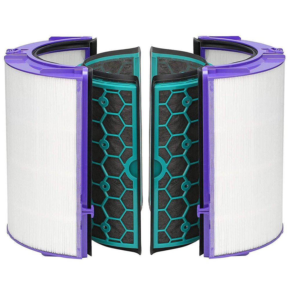 Fan Filter Accessories Activated Carbon Air Purifier for Dyson P04 DP04 HP04  filter