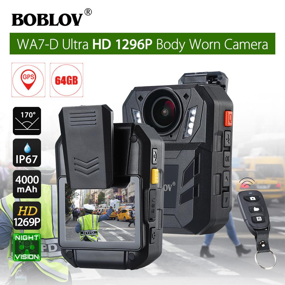 BOBLOV WA7-D HD 1296P 2.0