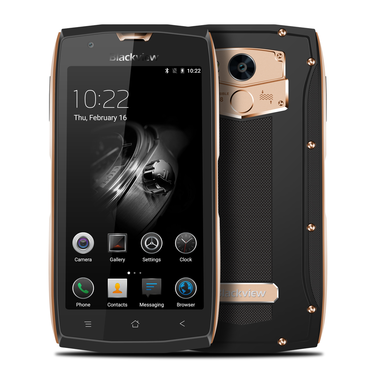 Blackview BV7000 Pro 4+64GB - Gold