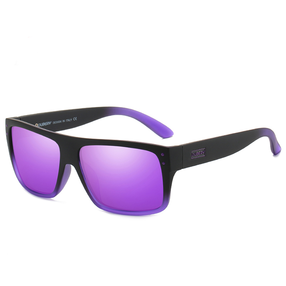 DUBERY D911 Men Polarized Sunglasses UV400 Driving Sports Fishing Riding Sun Glasses D911