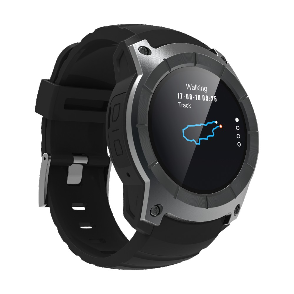 Support GPS Air Pressure Heart Rate Watche
