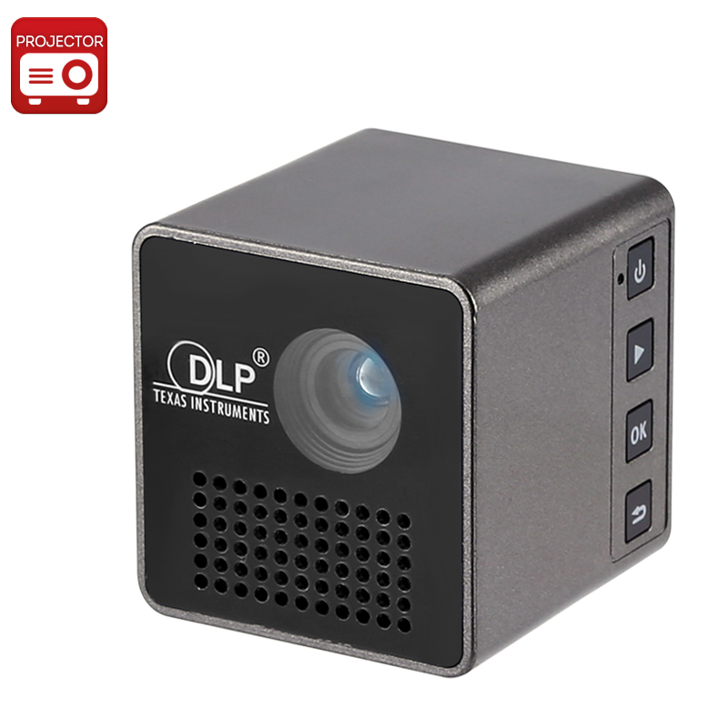 Wholesale cube g1 mini dlp projector mini dlp projector for Dlp portable projector