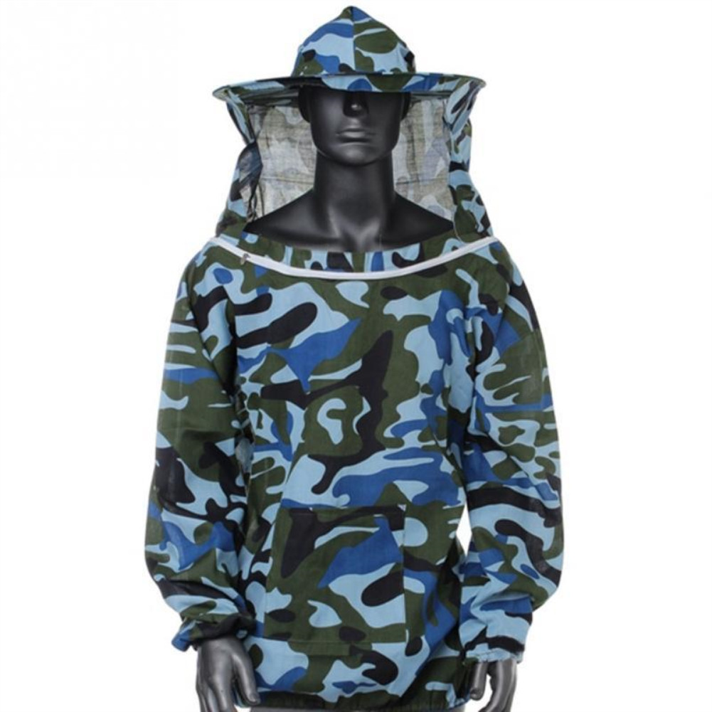 Creative Bee Protecting Suit Beekeeping Jacket Smock Equipment