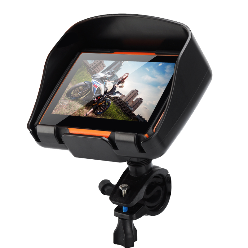 Motorcycle Navigation Systems : Wholesale gps navigation system motorcycle navigator