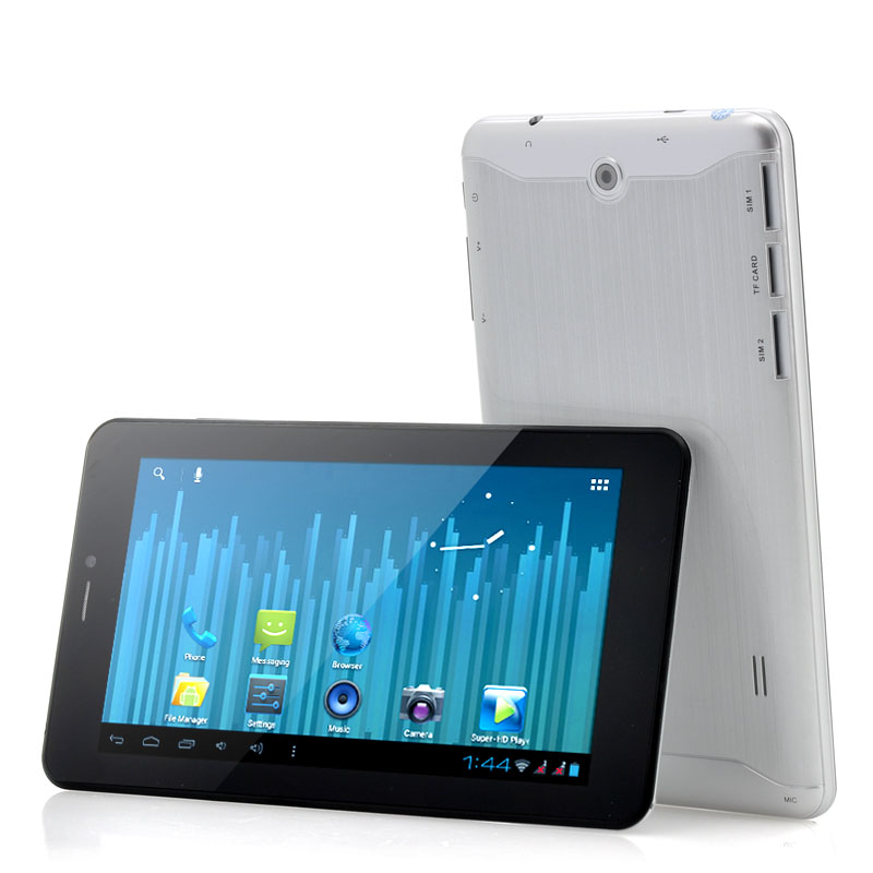 7 inch Android Phablet - Silver