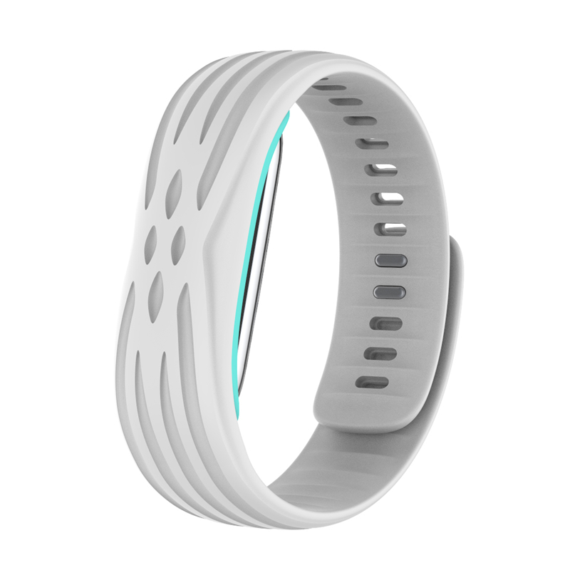 [US Direct] Smart Watch Blood Pressure Heart Rate Monitor Sports Fitness Tracker White