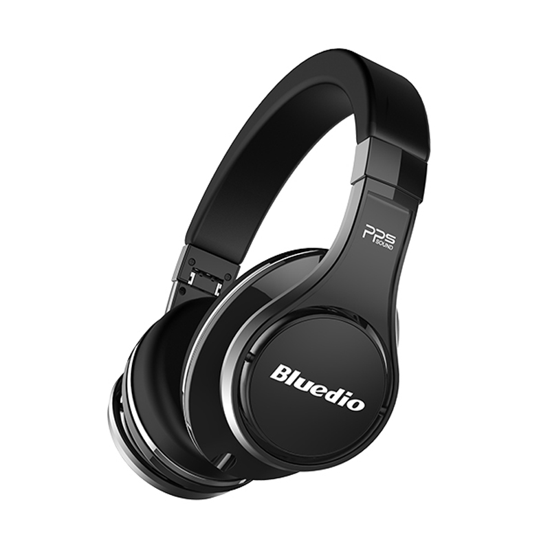 Bluedio UFO 3D Sound Headphones Black