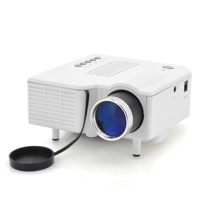 Wholesale mini led projector portable led mini projector for Hd projector small