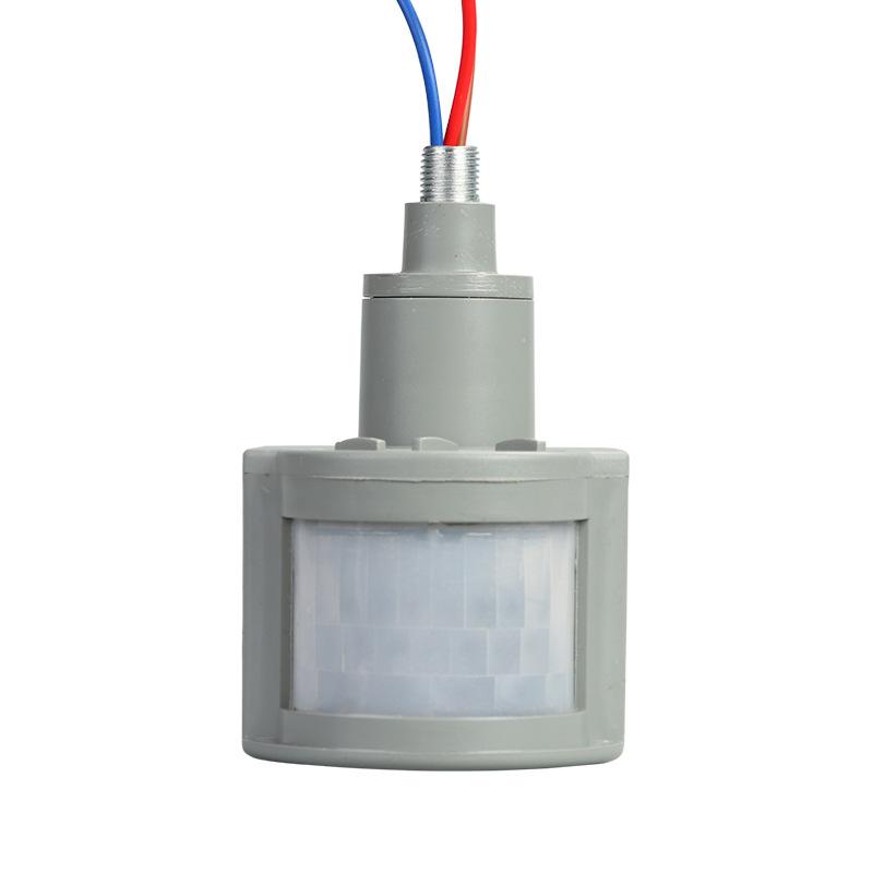 PIR Infrared Motion Sensor Time Adjustable Detector for Floodlight