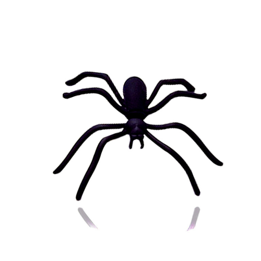 Whimsy Spider Ear Studs for Halloween Party Decoration  Single