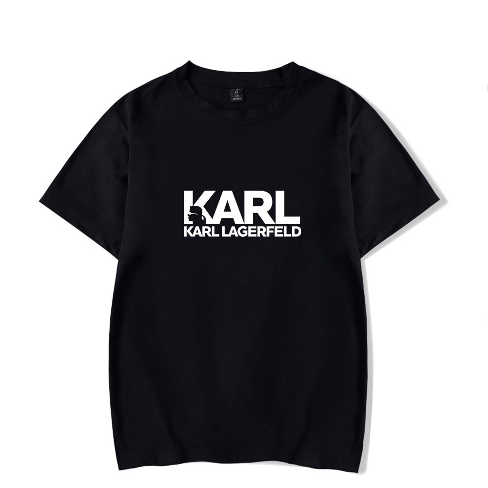 Men Women Fashion Printing Casual Short Sleeve T-shirt F_L