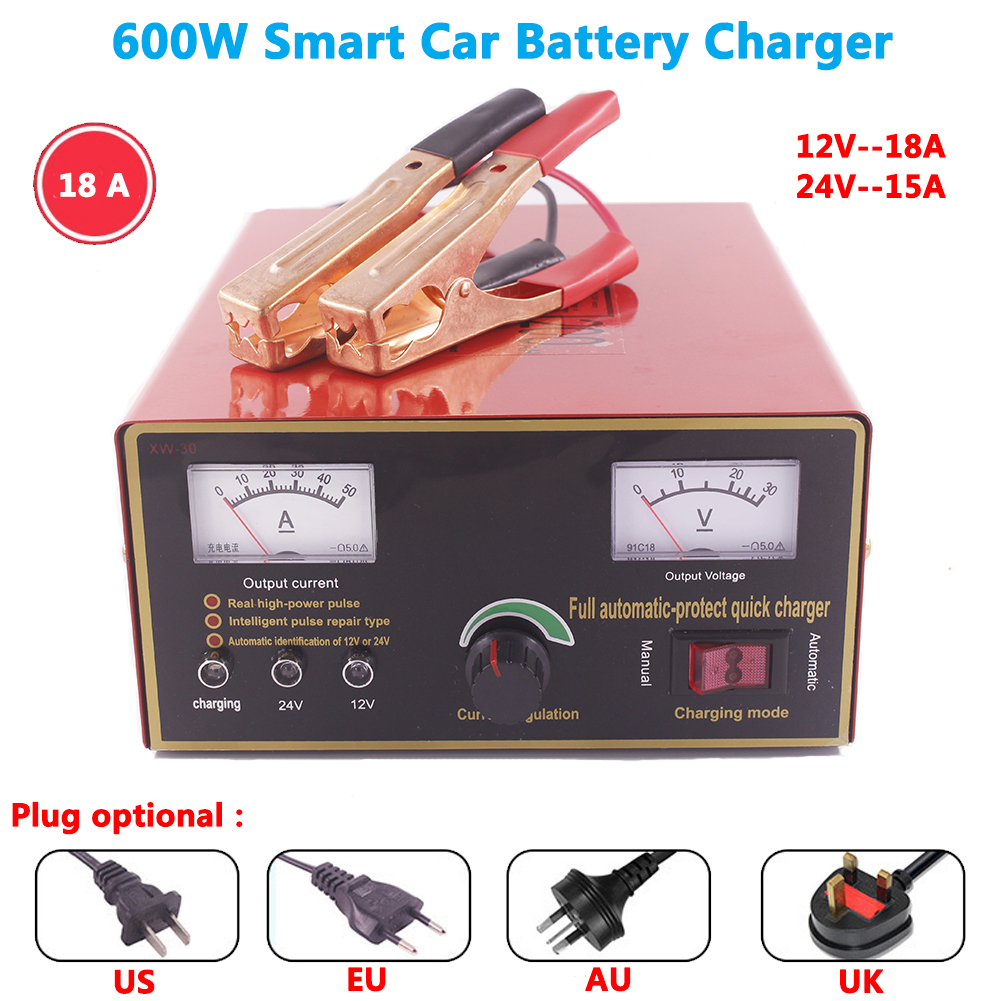 Xw-30 Accumulator Charger 12v 24v Car Truck Battery Car Universal Recharger