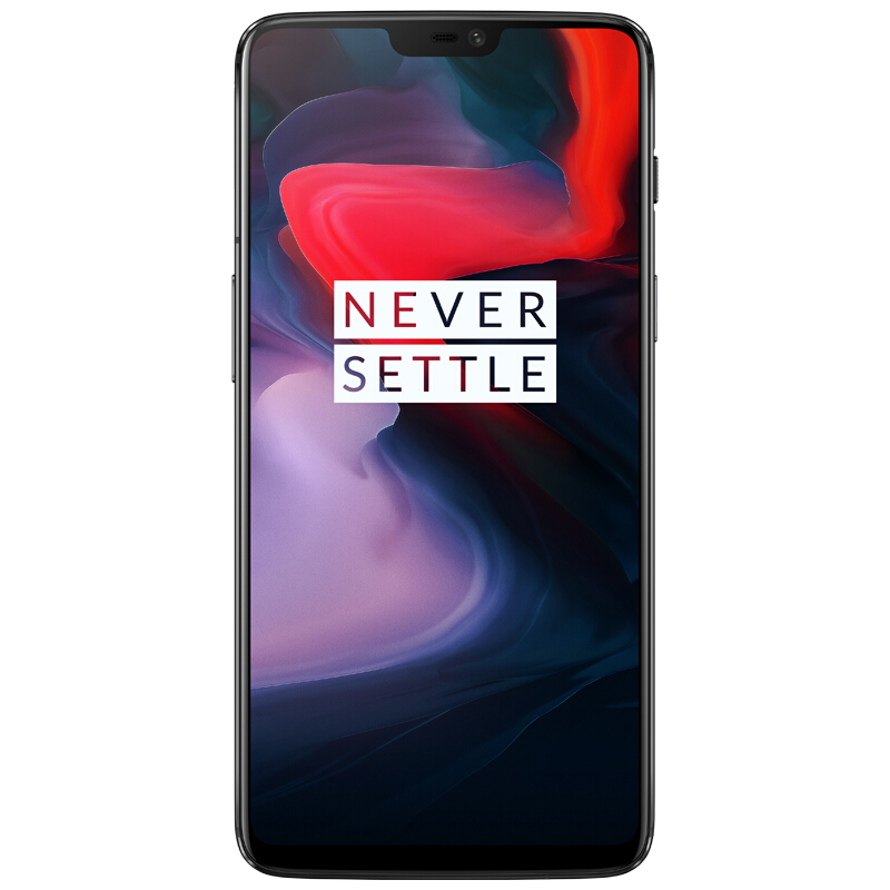 Oneplus 6 8+128GB Smartphone Rock black