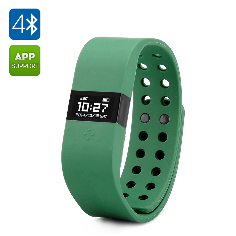 DIGICare ERI Smart Bracelet (Army Green)