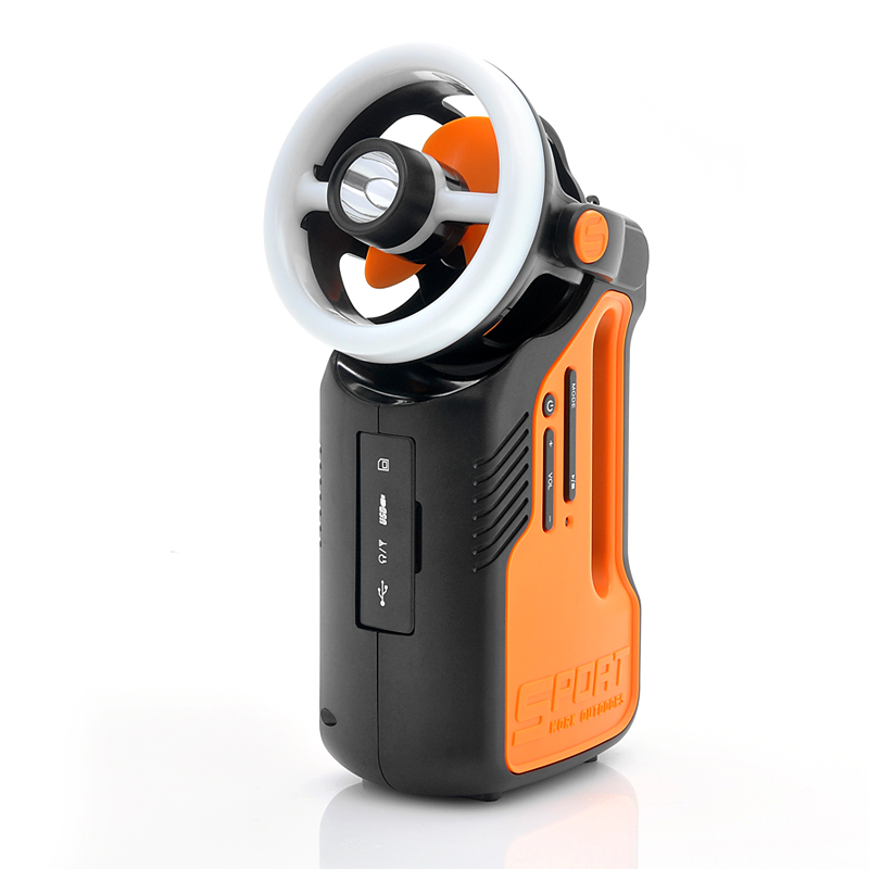 6-in-1 Multifunctional Camping LED Light
