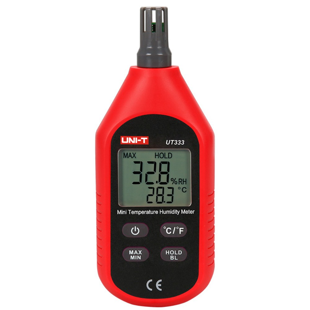 Mini Digital Display Handheld Electronic Thermometer Hygrometer Hygrothermograph Home Indoor Outdoor UT333 ordinary