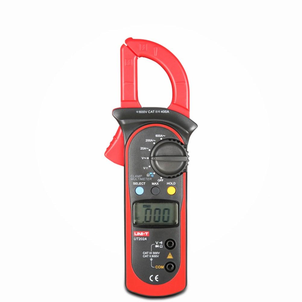 UNI-T UNI T DC Digital Clamp Meter AC Current UT201 UT202 UT202A Series Power Meter UT202A