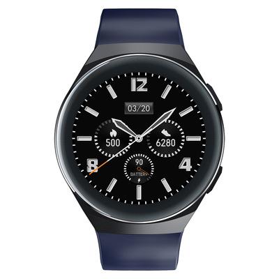 Smart  Watch 1.28 Inch High-definition Round Screen Ip68 Bluetooth Call Multi-sport Mode blue
