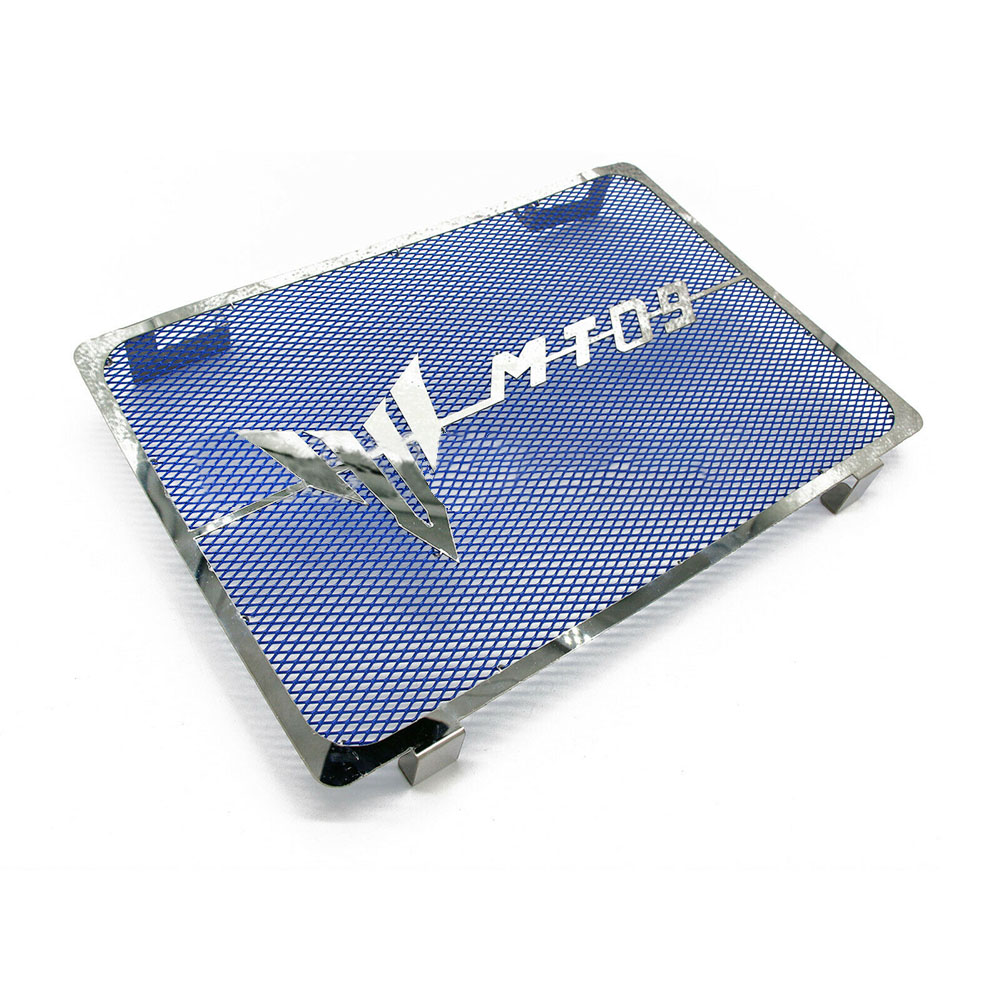 Professional Motorcycle Radiator Grille Guard for YAMAHA MT-09 MT09 14-17 blue