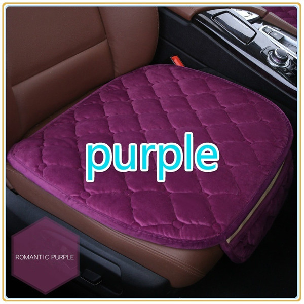 Simple Comfortable Car Front Cushion