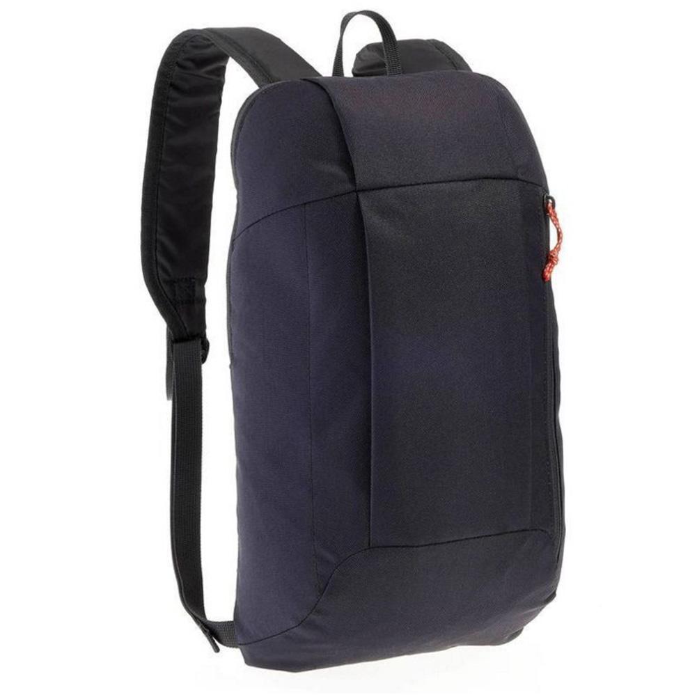 Outdoor Casual Portable Sport Bag Waterproof Men Women Travel Camping Backpack School Bag For Boys Girls Black