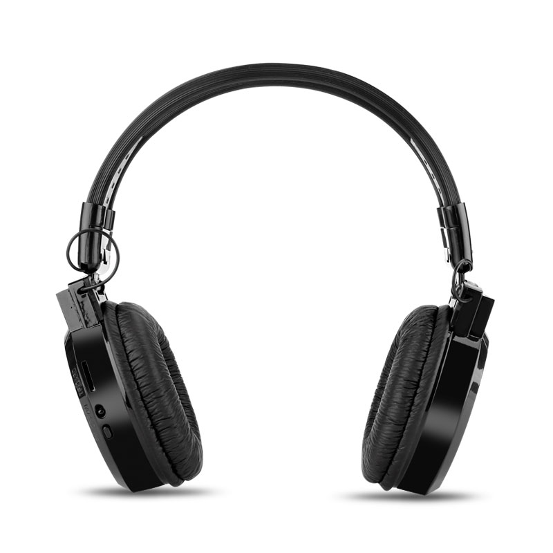 Folding Headphones MP3 Player