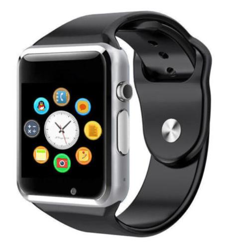 Bluetooth Smart Wrist Watch Black