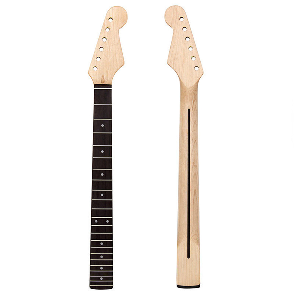 ST TL Maple Electric Guitar Neck Replacement Fretboard 22 Fret ST