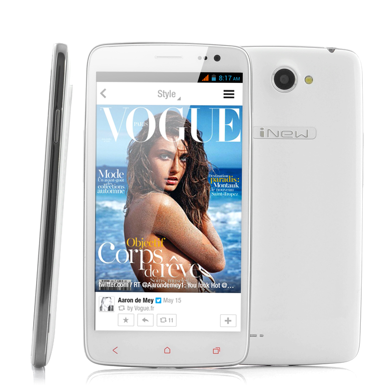 iNew 4000 Full HD Android 4.2 Phone (W)