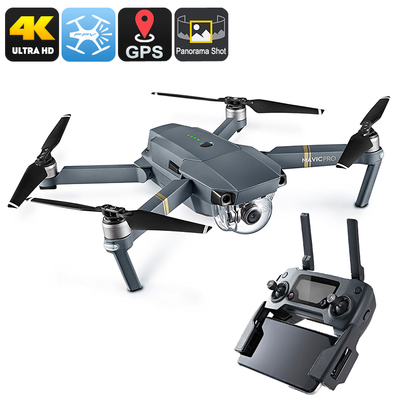 Wholesale DJI Mavic Pro Camera Drone From China