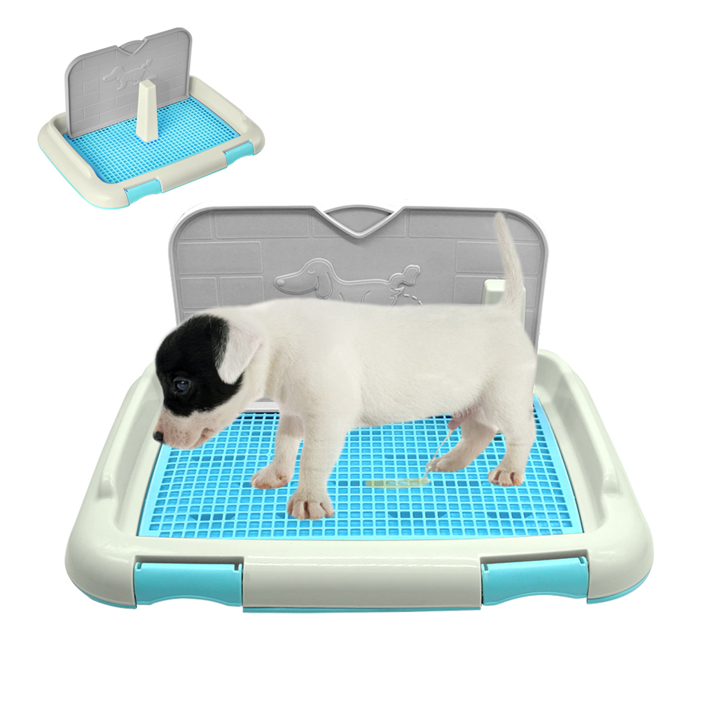 Portable Pet Toilet Tray Pee Training Toilet