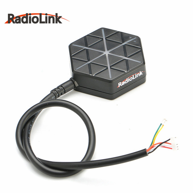 Radiolink M8N GPS SE100 Module UBX-M8030 for Pixhawk PIX PX4 APM Flight Controller as shown