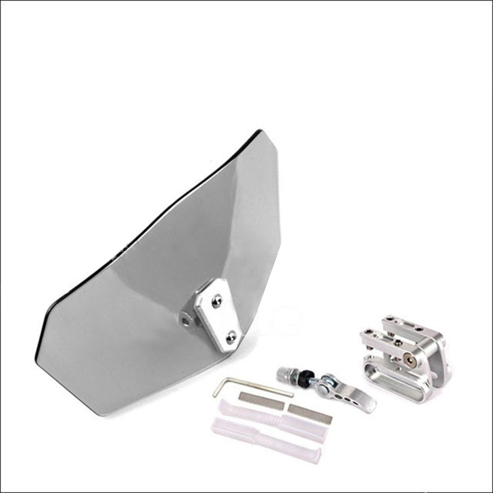 Motorcycle Windshield Extension Spoiler with