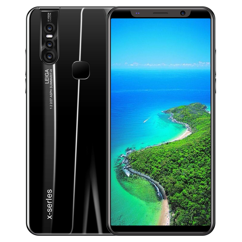 X27 Smart Phone 4G+64G black_EU