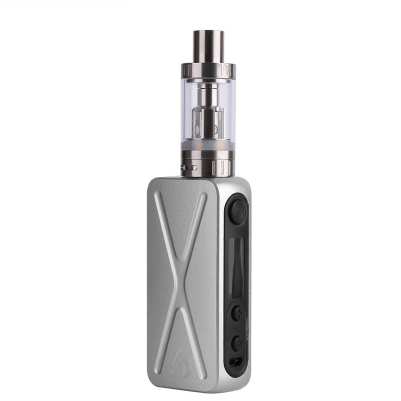 Rofvape Mod Kit A Box Mini (Silver)