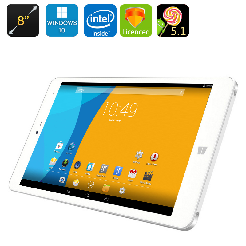 CHUWI Hi8 Pro Windows 10 + Android Tablet PC