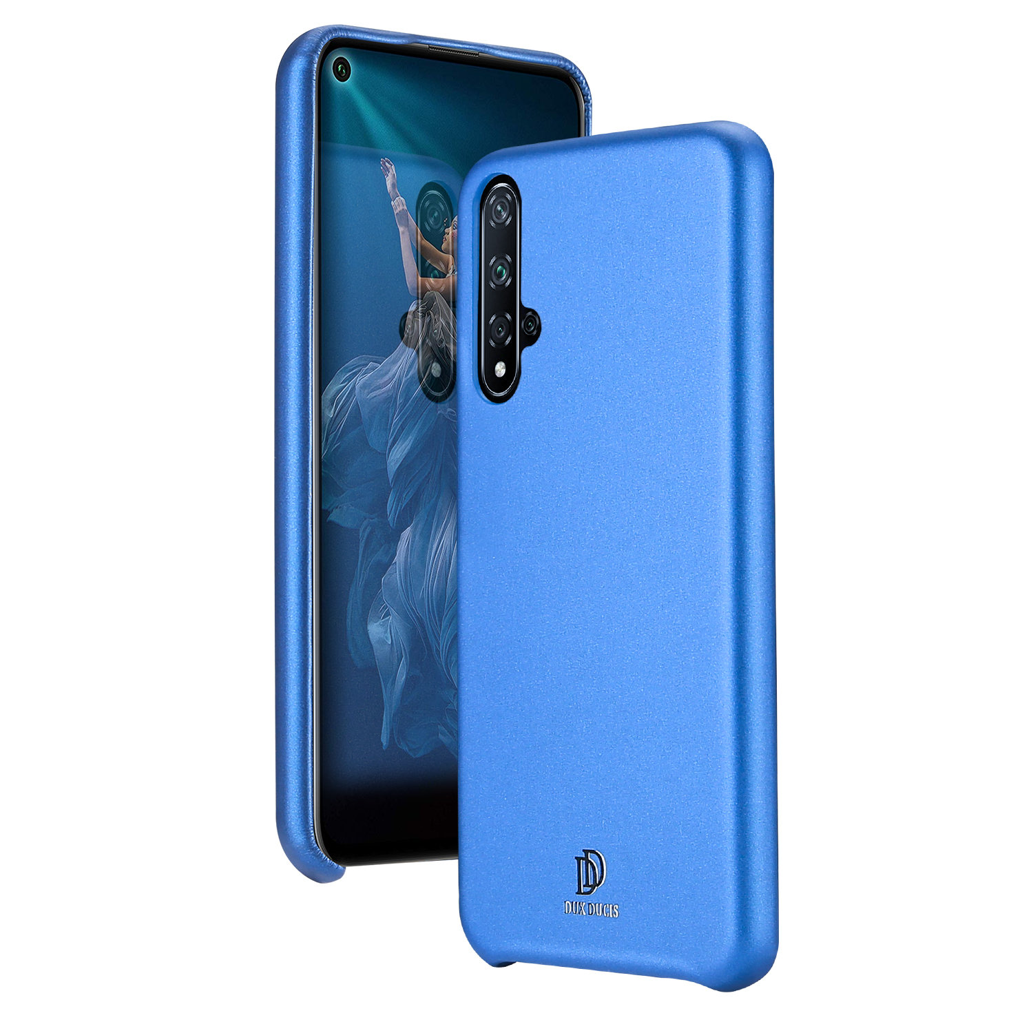 DUX DUCIS For HUAWEI Honor 20 PU Leather Soft Case Shockproof Full Protection Phone Back Cover