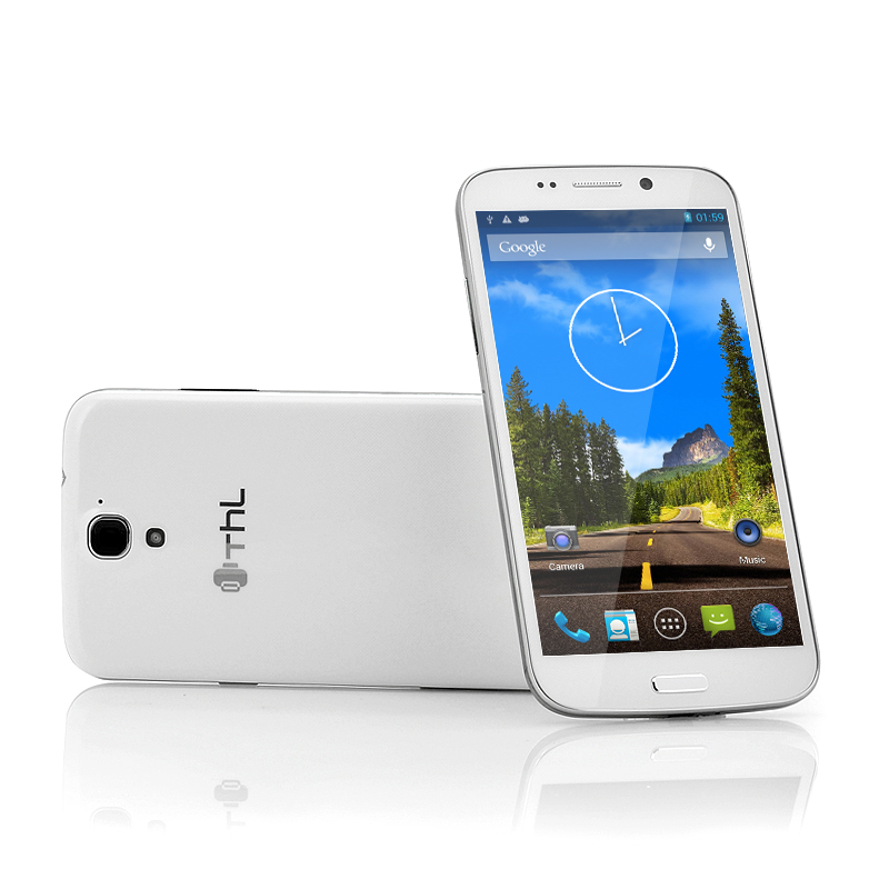 6.5 Inch Android Phablet - ThL W300 (W)