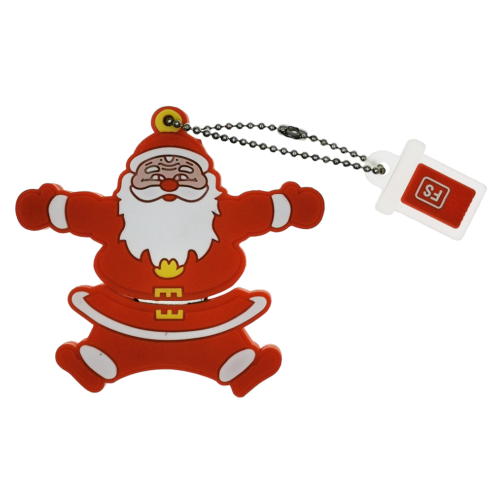 FoxSank USB Flash Drive Christmas Style 128GB
