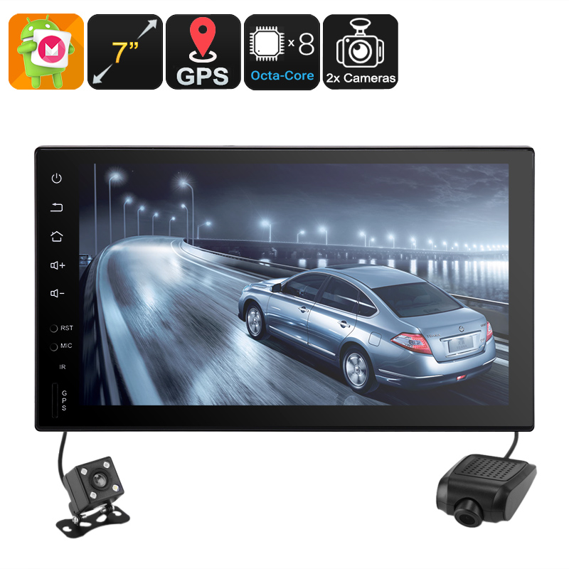 Universal 2 DIN Car Stereo