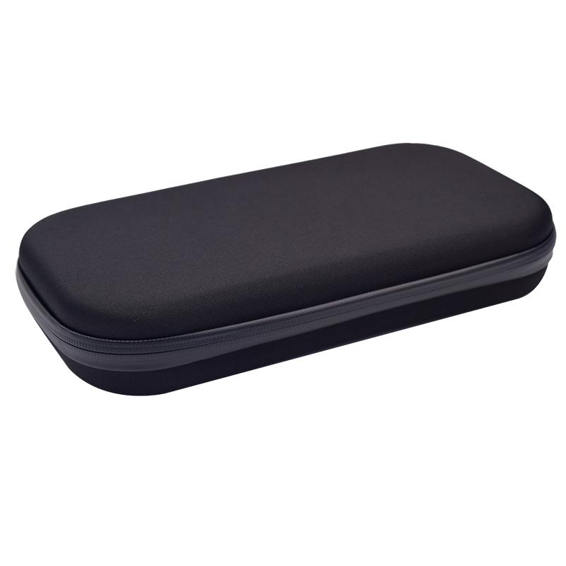 Portable Stethoscope Storage Box Carry Travel Case Bag Hard Drive Pen Medical Organizer black