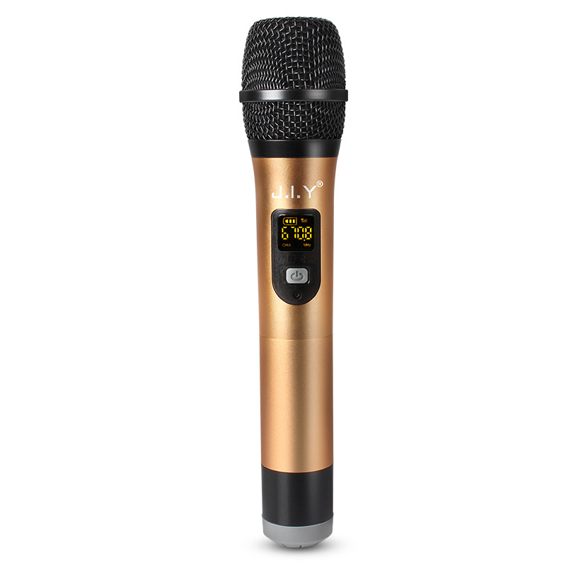 Wireless Handheld Vocal Microphone