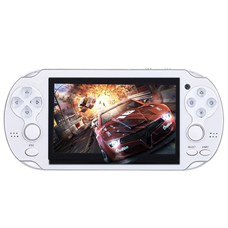 4.3'' Portable Game Handheld Game Console