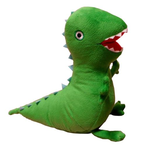 [EU Direct] 18cm Stuffed Animal Toy Georges Dinosaur Baby Toys Plush Doll 18