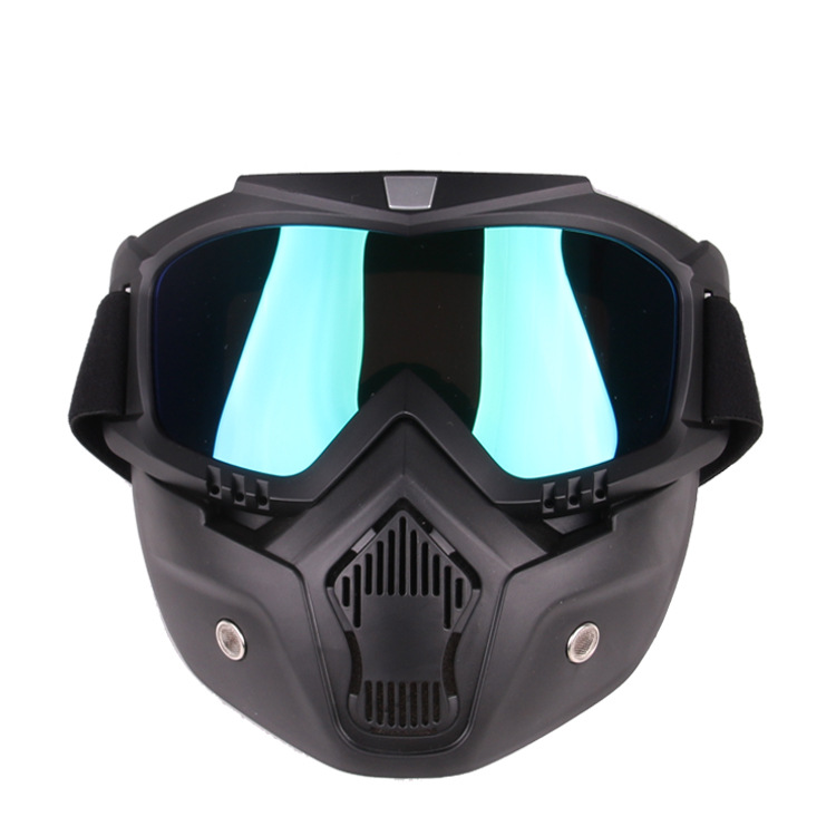Bike Tactical Goggles Mask