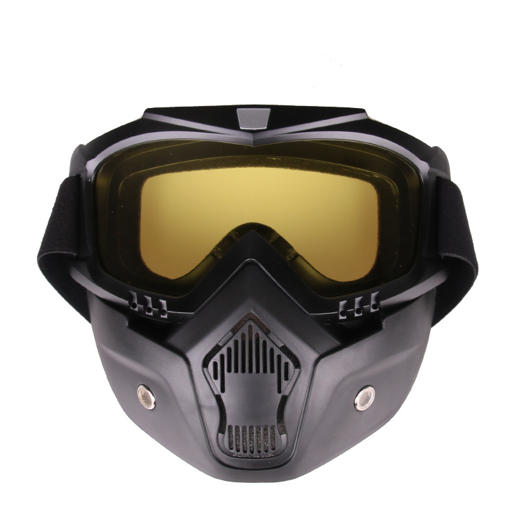 Motorcycle Tactical Goggles Mask