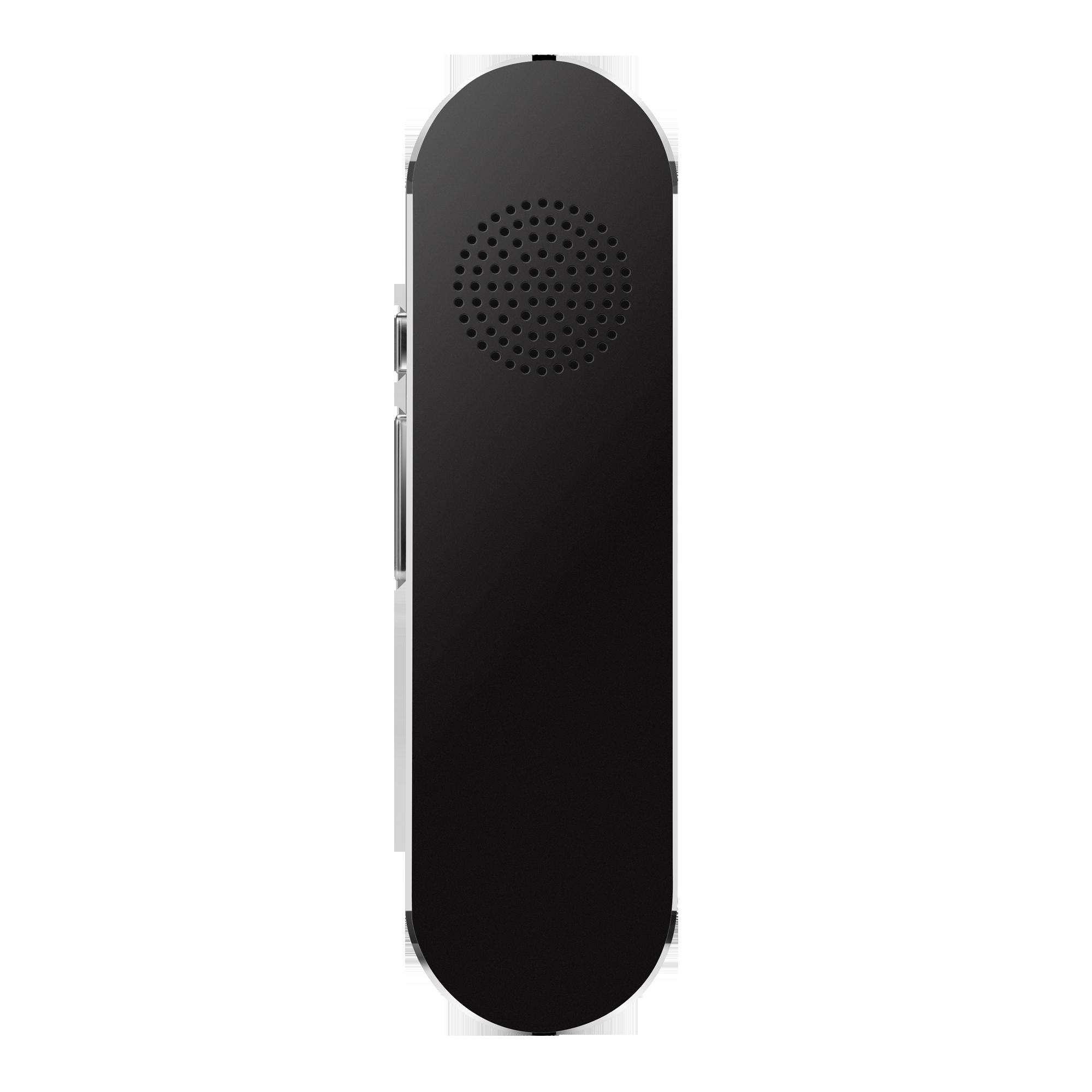 K8 Smart Real Time Voice 68 Kinds of Languages Portable Translator Travel Use black
