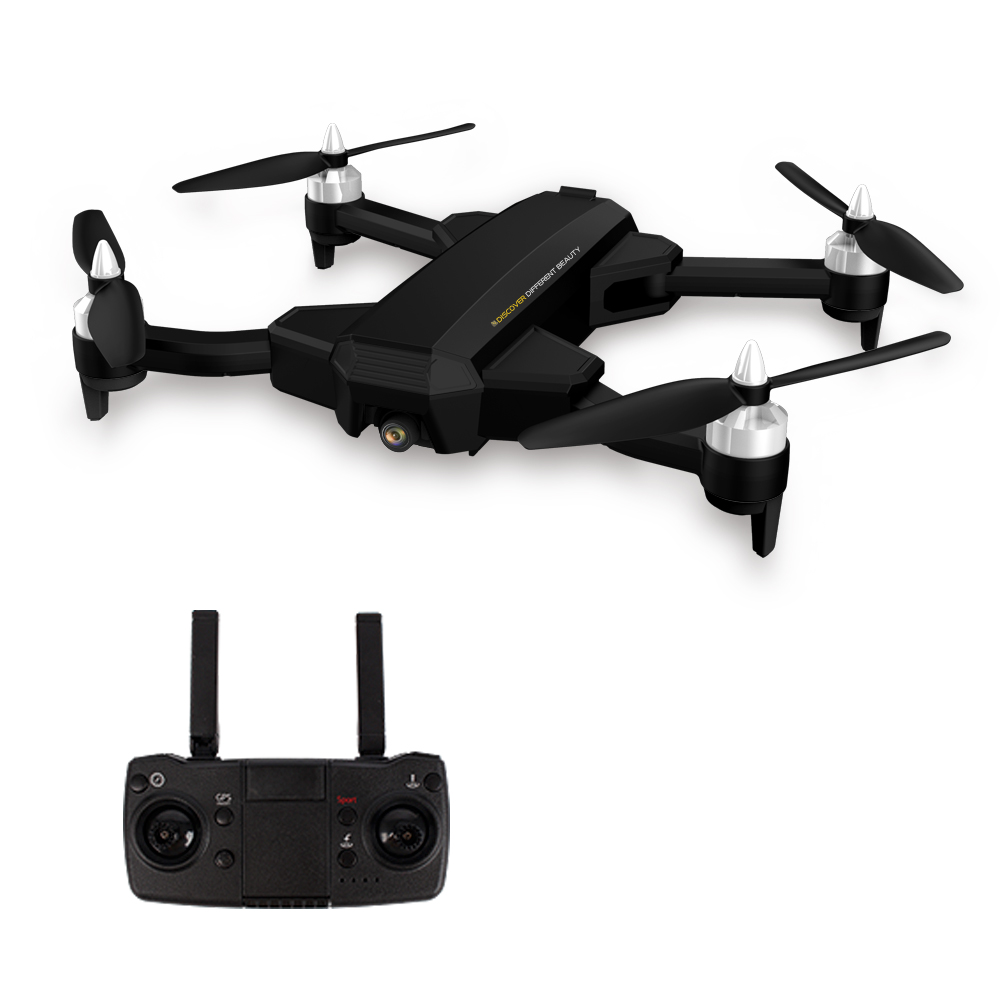 Zd10  Rc  Drone 5g Wifi Fpv Gps Brushless Professional With 6k Eis Hd Camera Real-time Transmission Drone Color box version
