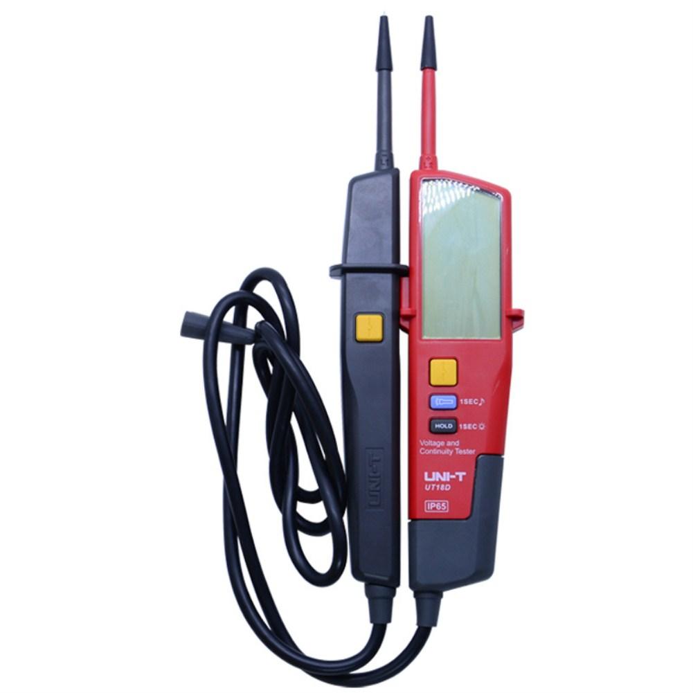 Continuity and Voltage Testers UT18C / UT18D Waterproof Pen RCD Test / Polarity Detection UT18D