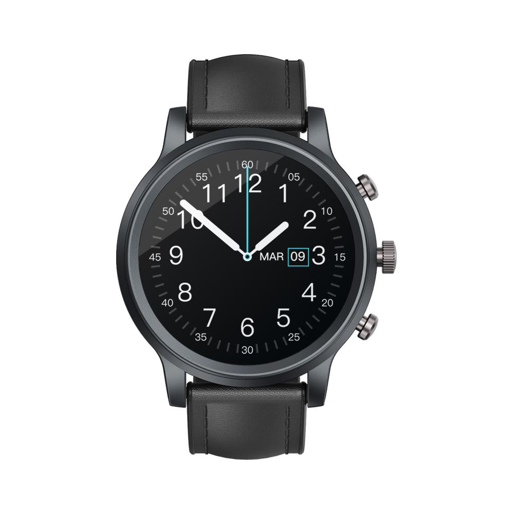 Original ZEBLAZE Men Women Smart  Watch Bracelet Ip68 Long Heart Rate Standby Ip68 Waterproof Bracelet Sleep Heart Rhythm black